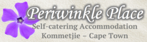 Periwinkle Place self catering holiday home kommetjie cape town
