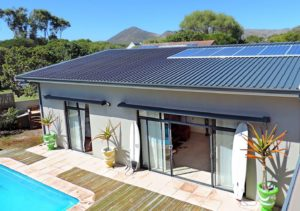 Holiday home cape town